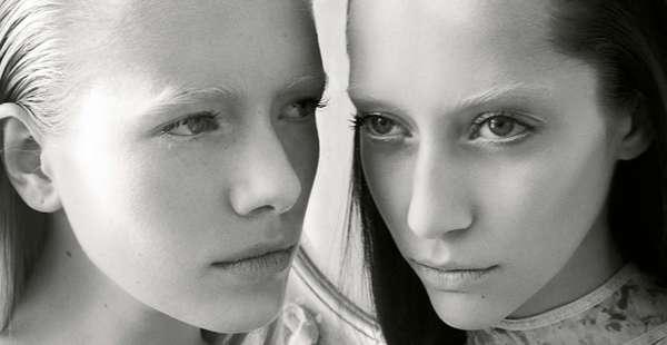 Eyebrowless Photography