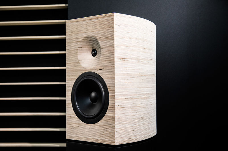 Symphony-Inspired Speakers