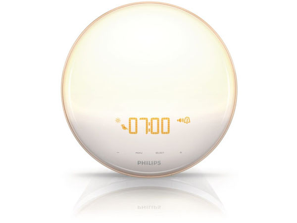 Sun Simulating Alarm Clocks Philips Hf3520 Wake Up Light