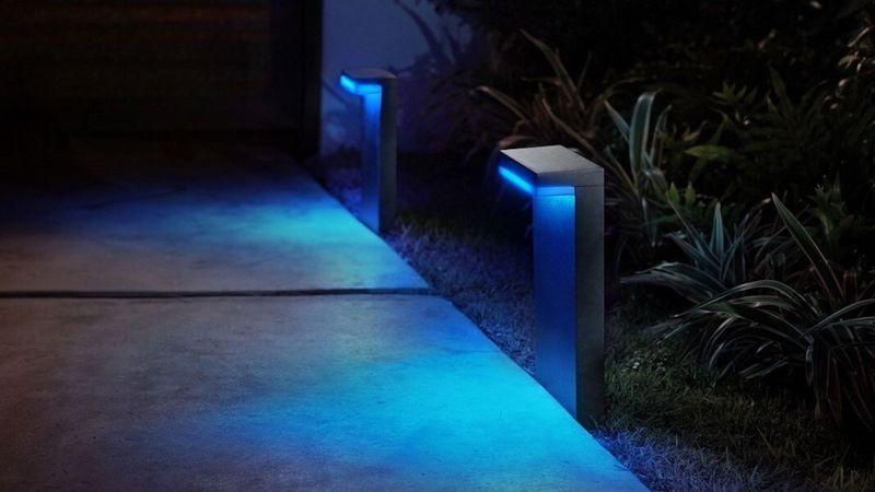 Connected Ambient Exterior Illuminators