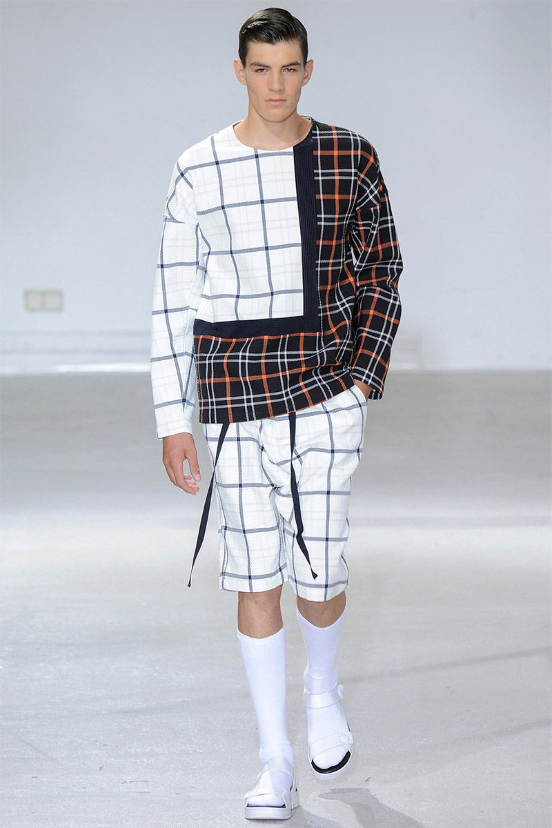 Luxe Plaid Streetwear