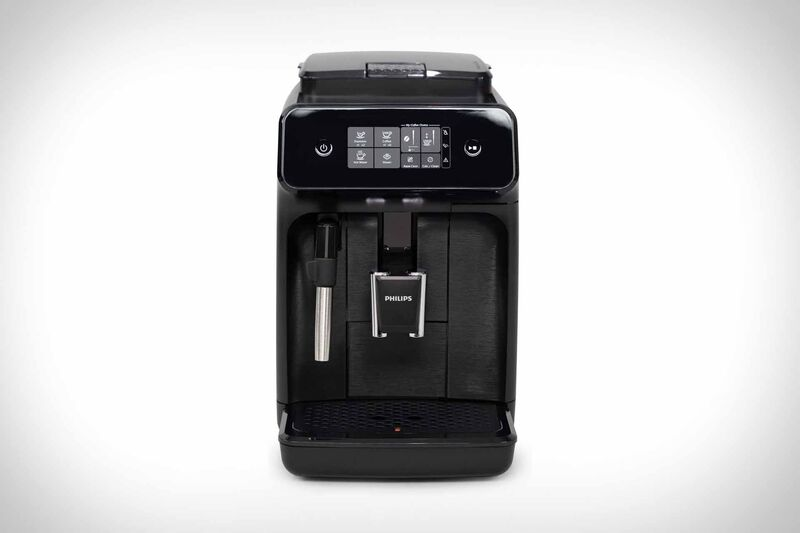 Automated Cafe-Quality Coffee Makers