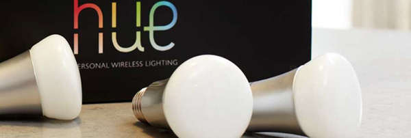 Intuitive LED Light Bulbs