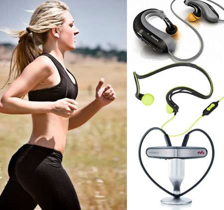 Workout-Ready Earbuds
