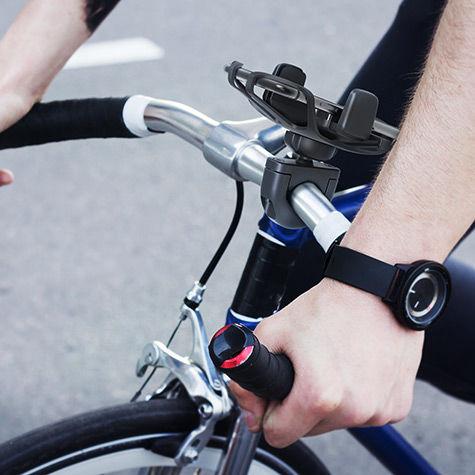 Travel-Enhancing Phone Bike Mounts