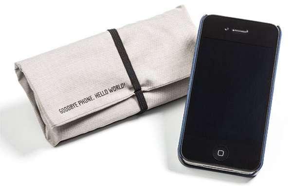 Signal-Stopping Phone Cases