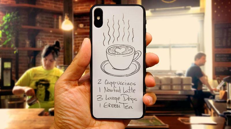 Adhesive Phone Notepads
