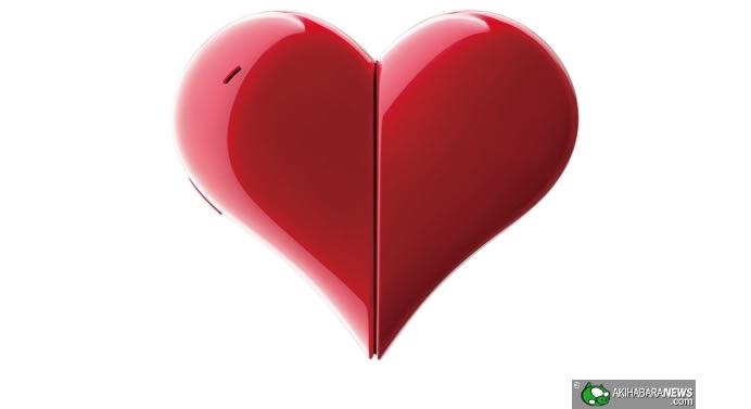 Heart-Shaped Phones