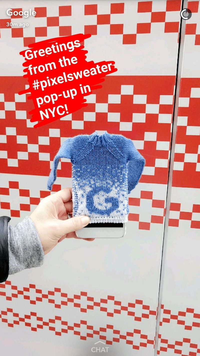 3D-Printed Smartphone Sweaters