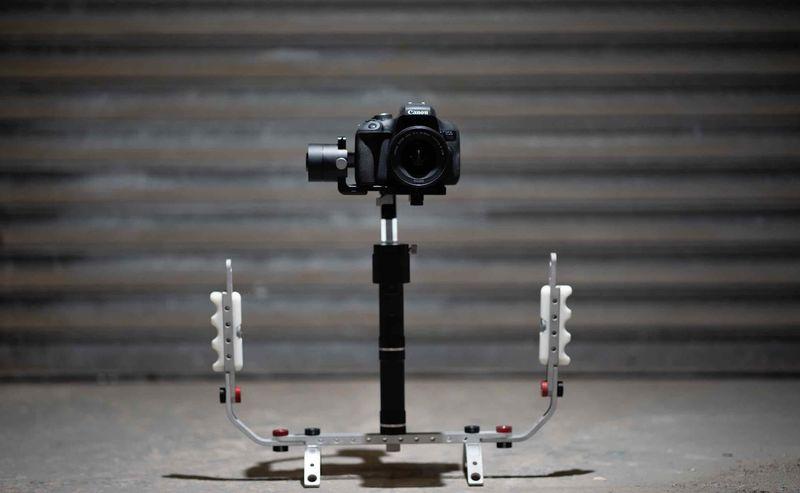 DIY Camera Mount Kits