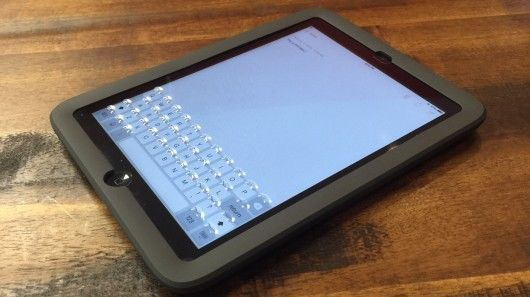 Oiled-Up iPad Cases