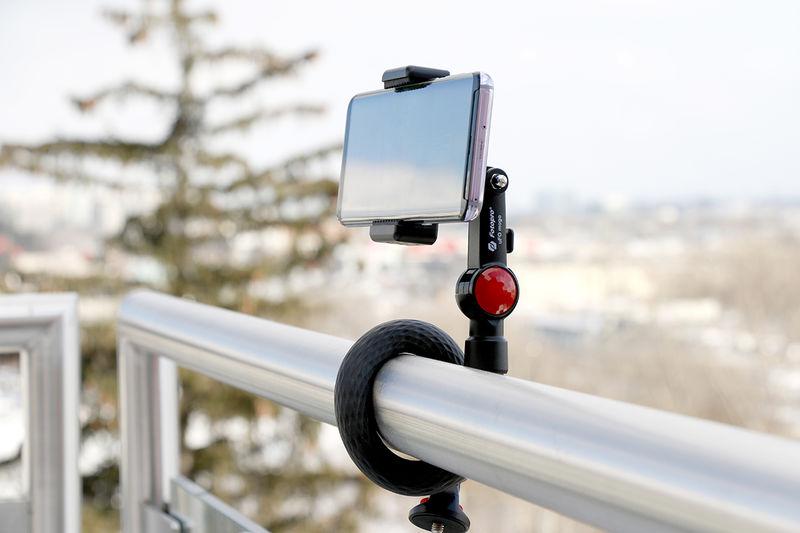 Flexible Camera Monopods