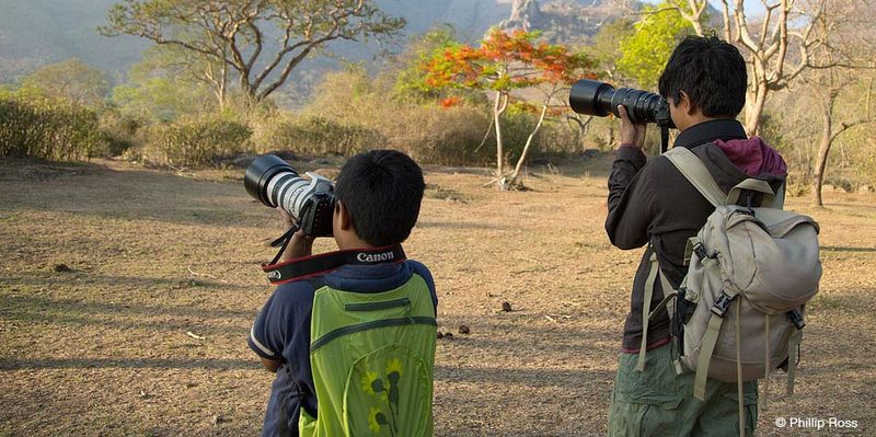Wildlife Photography Camps