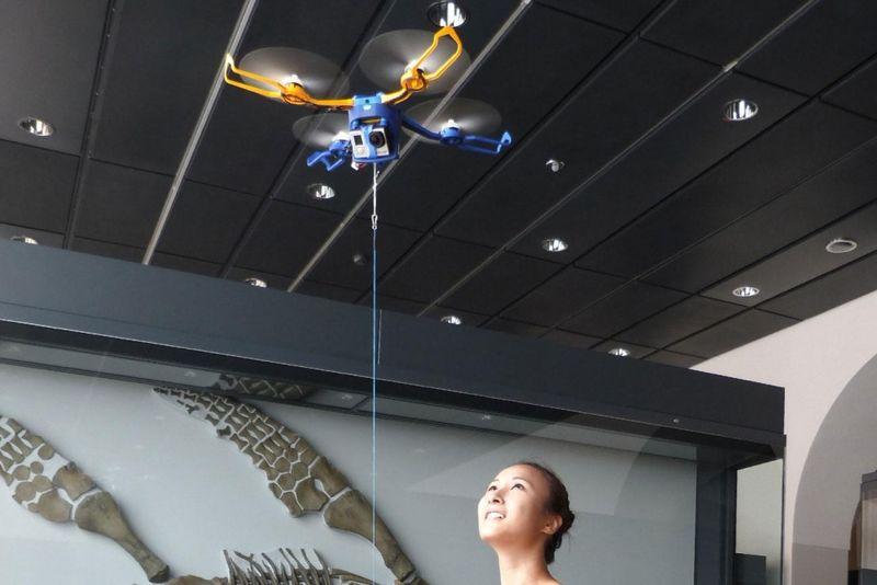 Kite-Like Cameras