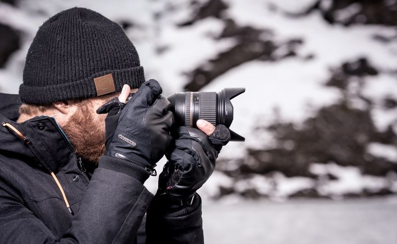 Cold Weather Photography Accessories