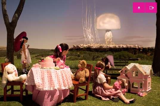 Photoshopped Bombs