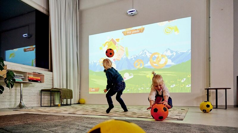 Interactive Fitness Gaming Systems