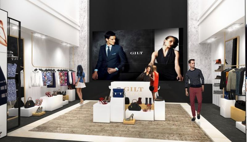 Ecommerce Lounge Boutiques