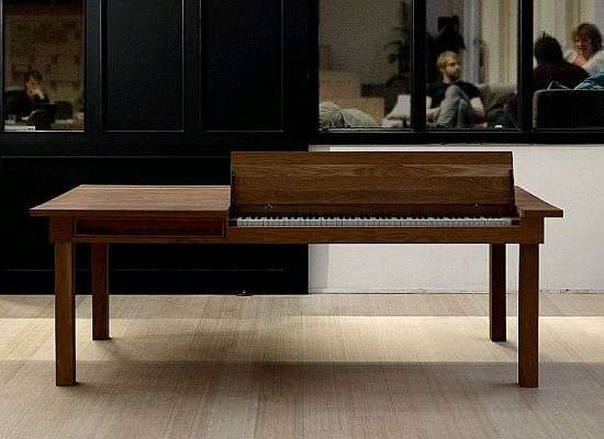 Musical Dining Tables