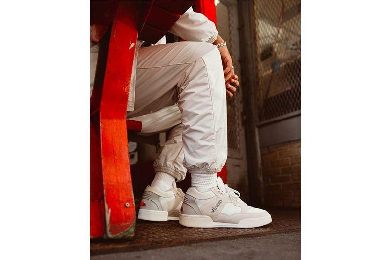 Elegant Archival Nubuck Sneakers
