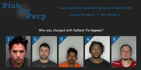Fun Criminal Profiling