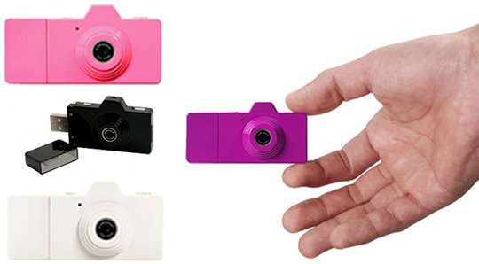 Mini USB Cameras