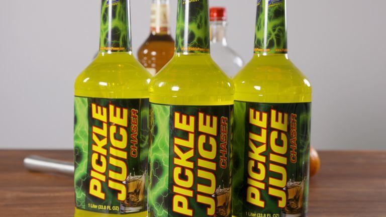 Pickle Juice Cocktail Mixes
