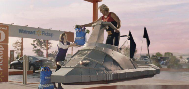 Sci-Fi Themed Pickup Ads