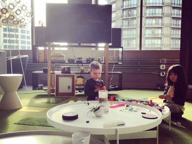 Kid-Friendly Office Spaces