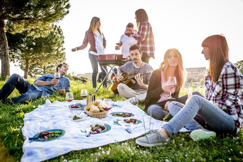 Picnic-Enhancing Platforms - Upicnic Creates Hassle-Free Outdoor Experiences For Summer Fun (TrendHunter.com)