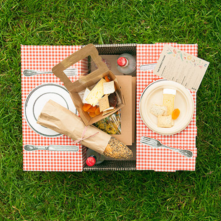 Pop-Up Picnic Hampers