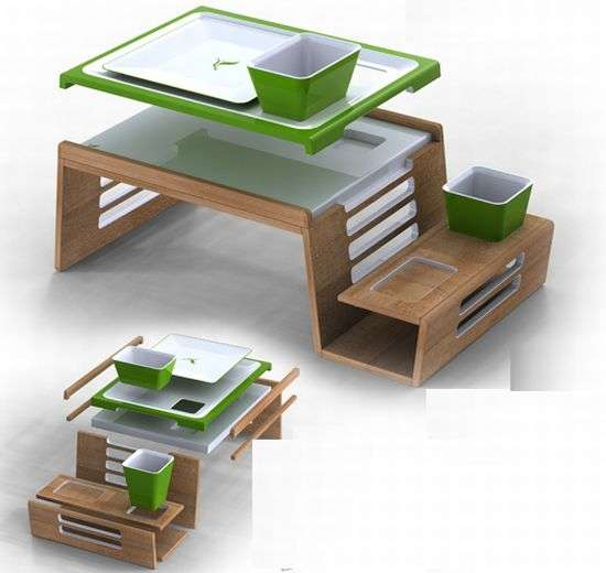 Eco Indoor Picnics