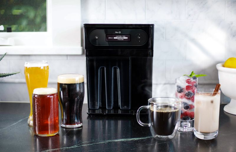 Versatile Home Beverage Brewers