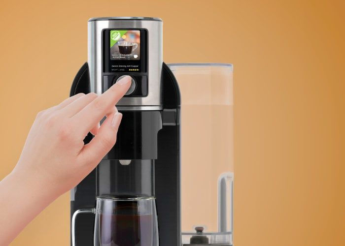 Intelligent Kitchen Beverage Brewers