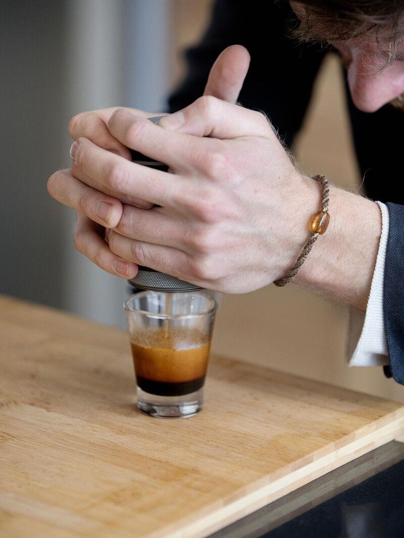 Portable Professional-Grade Espresso Machines