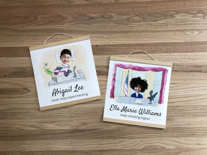 Personalized Gender-Free Storybooks
