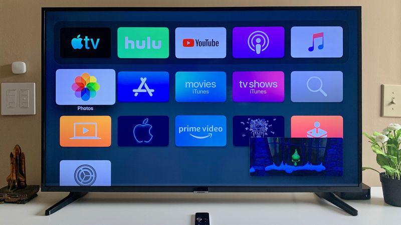 Multi-Tasking TV Modes
