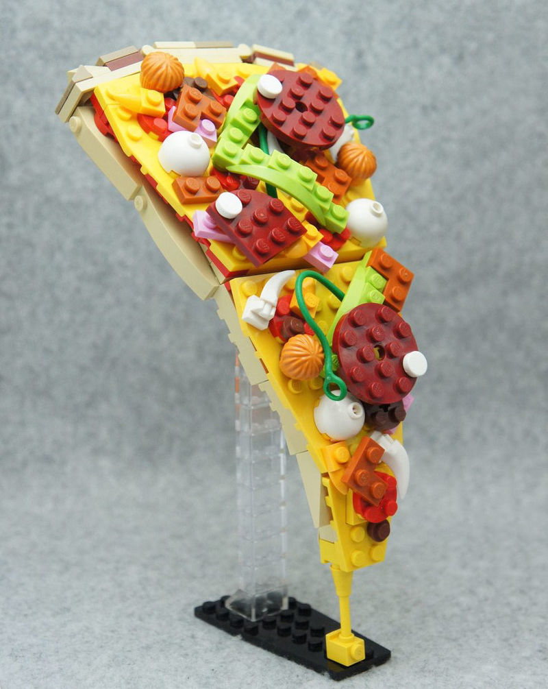 Building Block Pizzas