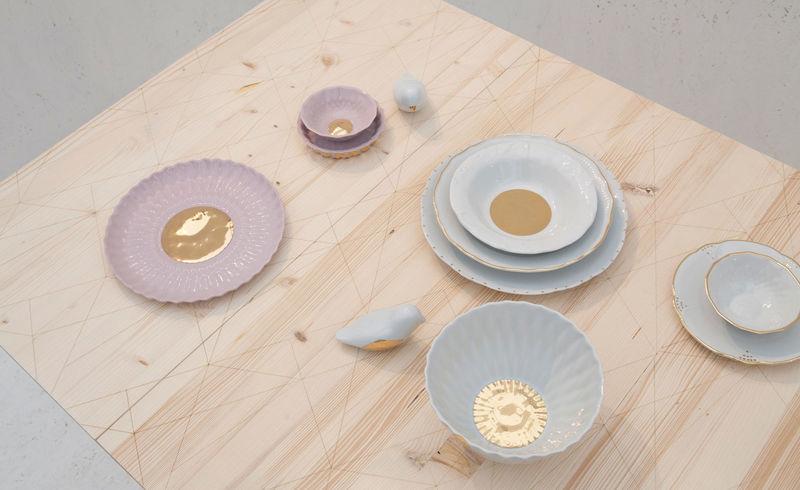 Eccentric Porcelain Dishware