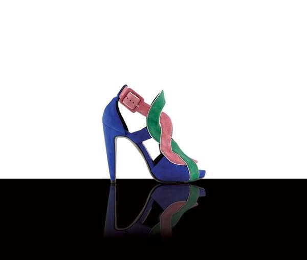 Fiercely Elegant Heels