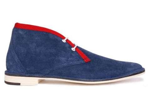 8995d7dd46ce Dapper Desert Boots  The Pierre Hardy Spring Summer 2010 Men s Shoes ...