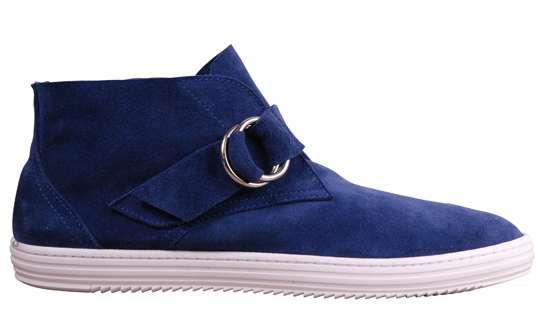 Belt Buckle Boots