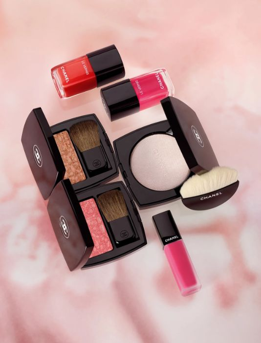 Sun-Kissed Designer Makeup Collections