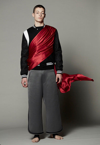 Dance-Inspired Menswear Collections