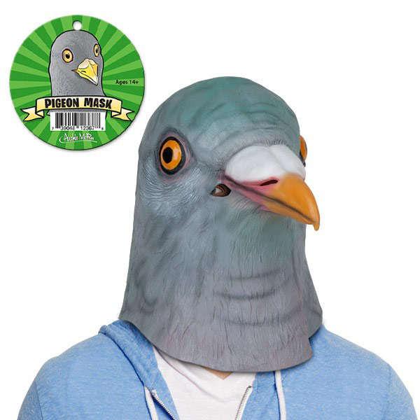 Odd Urban Bird Disguises