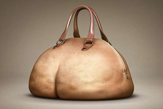 Bum Bag Advertising