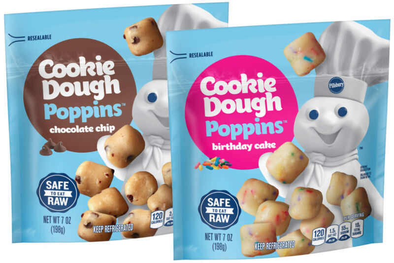 Ready-to-Eat Cookie Dough Bites