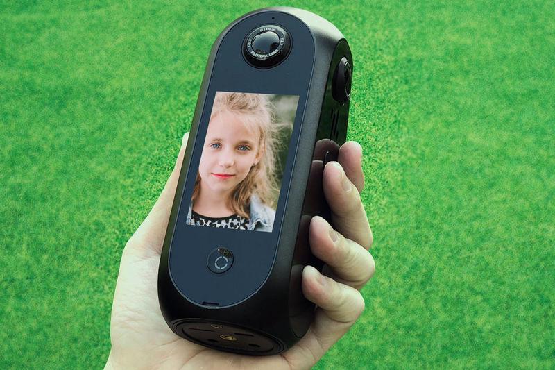 8K 360-Degree Cameras