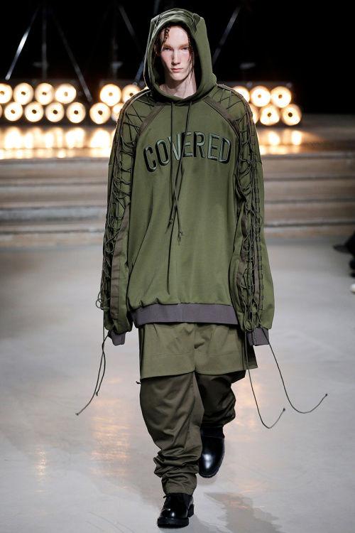 Pilot-Inspired Menswear