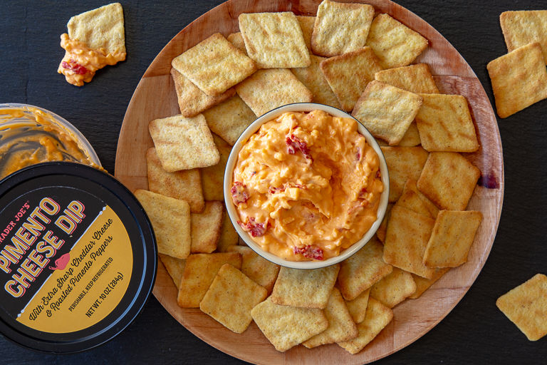 Creamy Southern Cheese Dips